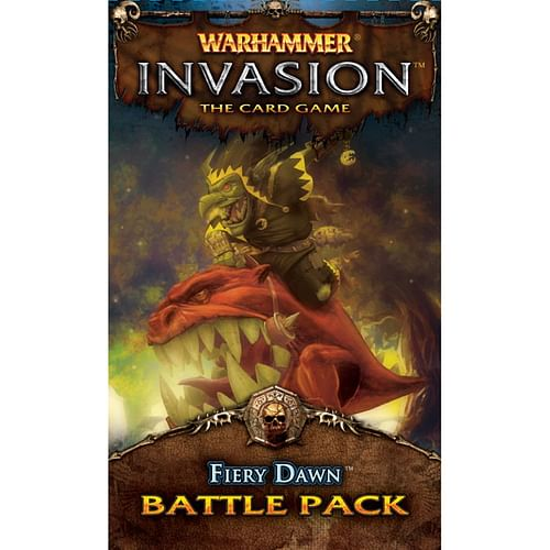 Warhammer Invasion LCG: Fiery Dawn