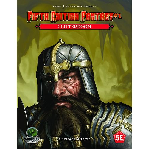 Fifth Edition Fantasy 1: Glitterdoom