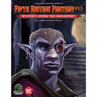Fifth Edition Fantasy 13: Mystery Beneath the Monastery