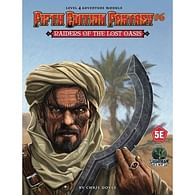 Fifth Edition Fantasy 6: Raiders of the Lost Oasis