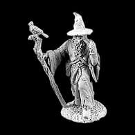 Figurka Arthur Wanderhat, čaroděj