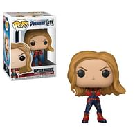 Figurka Avengers: Endgame - Captain Marvel Funko Pop!
