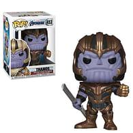 Figurka Avengers: Endgame - Thanos Funko Pop!