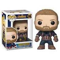 Figurka Avengers: Infinity War - Captain America Pop!