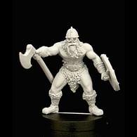 Figurka Bojovník III