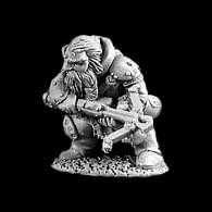 Figurka Brock Battlebow, trpasličí hraničář