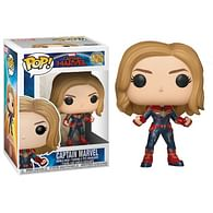 Figurka Captain Marvel - Captain Marvel Funko Pop!