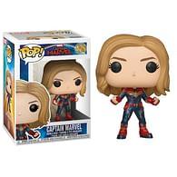 Figurka Captain Marvel - Captain Marvel Funko Pop!
