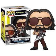 Figurka Cyberpunk 2077 - Johnny Silverhand with Gun Funko Pop!