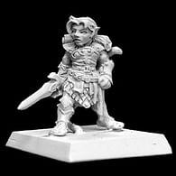 Figurka Dingo, seržant žoldáků