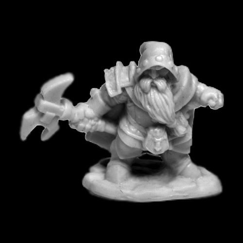 Figurka Durok, trpasličí hraničář