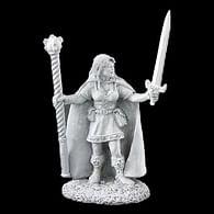 Figurka Elfí kouzelnice Isedil