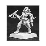 Figurka elfí seržantka Arnise