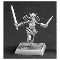 Figurka Elfí zlodějky Merisiel