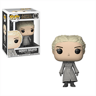 Figurka Game of Thrones - Daenerys (White Coat) Funko Pop!