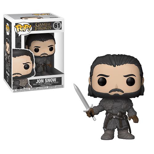 Figurka Game of Thrones - Jon Snow (Beyond the Wall) Funko Pop!