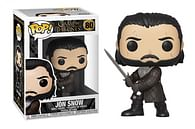 Figurka Game of Thrones - Jon Snow (zjizvený) Funko Pop!