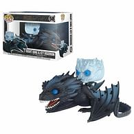 Figurka Game of Thrones - Night King & Viserion Funko Pop!