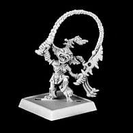 Figurka Goblin Warchanter