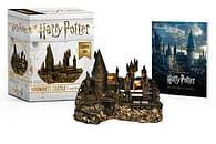 Figurka Harry Potter - svítící hrad Bradavice