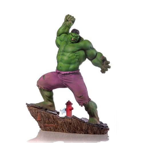 Iron Studios Figurka Marvel Comics - Hulk BDS Art