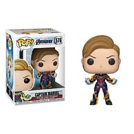 Figurka Marvel: Endgame - Captain Marvel New Hair Funko Pop!