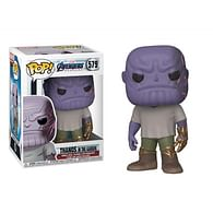 Figurka Marvel: Endgame - Casual Thanos Gauntlet Funko Pop!