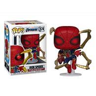Figurka Marvel: Endgame - Iron Spider NanoGauntlet Funko Pop!
