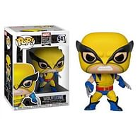 Figurka Marvel - First Appearance Wolverine Funko Pop!