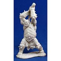 Figurka ork berserker s obouručním mečem