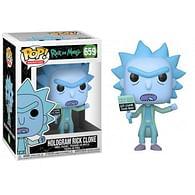 Figurka Rick and Morty - Hologram Rick Clone Funko Pop!