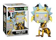 Figurka Rick and Morty - Wasp Rick Funko Pop!
