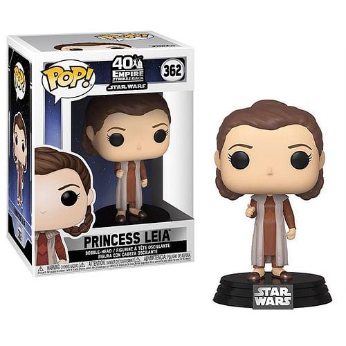 Figurka Star Wars 40th Anniversary - Princess Leia Funko Pop!