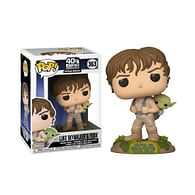 Figurka Star Wars - Luke Skywalker & Yoda Funko POP!