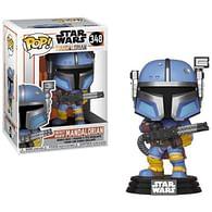 Figurka Star Wars: Mandalorian - Heavy Infantry Mandalorian Funko Pop!