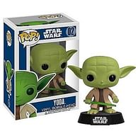 Figurka Star Wars - Yoda Bobble Funko Pop!