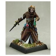 Figurka Temného elfa alchymisty Damiela