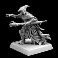 Figurka Temný elf - kouzelník
