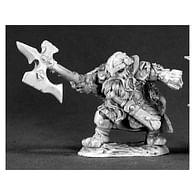 Figurka Trpasličího hrdiny Thorvalda