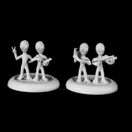 Figurky alienů