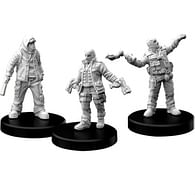 Figurky Cyberpunk Red RPG - Combat Zoners Punks