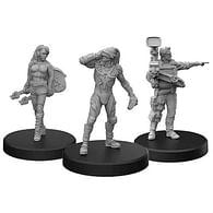 Figurky Cyberpunk Red RPG - Edgerunners C