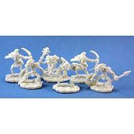 Figurky goblinů (6 ks)