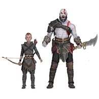 Figurky God of War - Kratos & Atreus