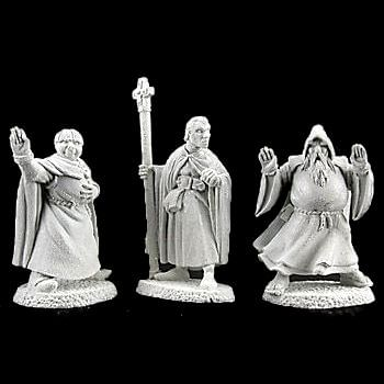 Figurky mniši
