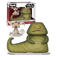 Figurky Star Wars - Jabba Hutt a drzý Crumb VYNL