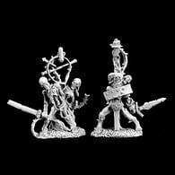 Figurky Undead Constructs, 2 ks