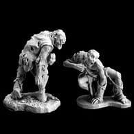 Figurky zombie Ronnie a Reggie