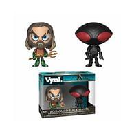 Figurky Aquaman - Aquaman and Black Manta VYNL