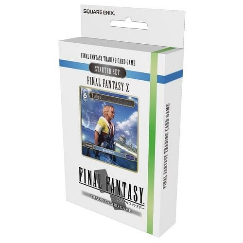 Final Fantasy TCG: Starter Set 10 - Wind / Water